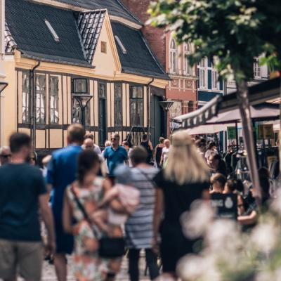 rudkøbing shopping by byliv gågade